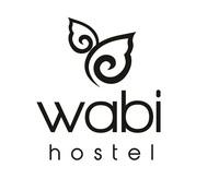 wabi hostel logo bw baja2-4
